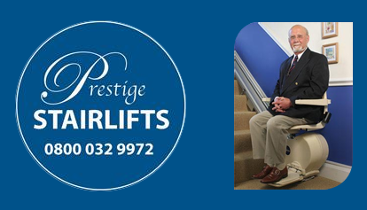 Prestige stairlifts logo